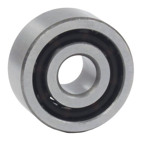 Double row ball bearing - Angular contact - Steel -  -