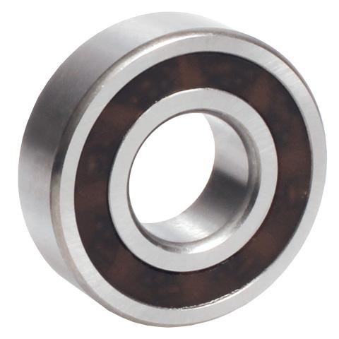 Freewheel - With internal bearing - Without keyway -