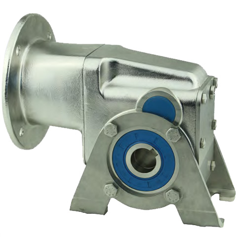 Stainless steel gearbox - accessories - Mounting bracket - RFK -
