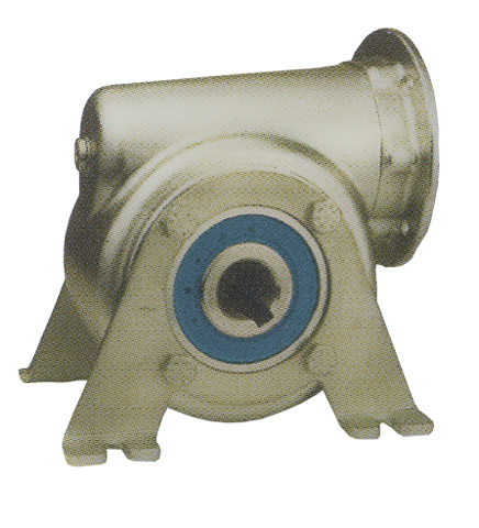 Stainless steel gearbox - accessories - Mounting bracket - RFV -