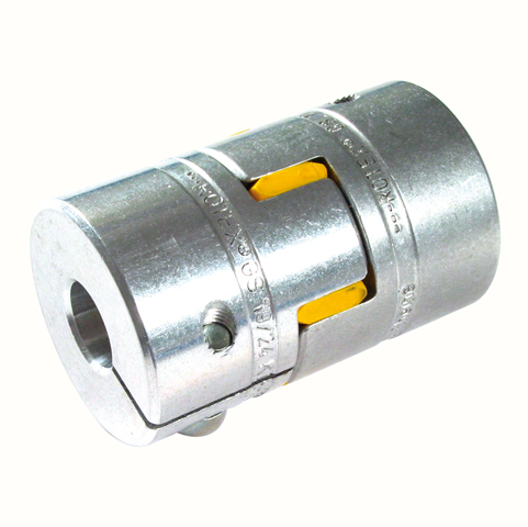 Backlash free coupling Rotex® GS - from 0.5 to 190Nm - Clamp -