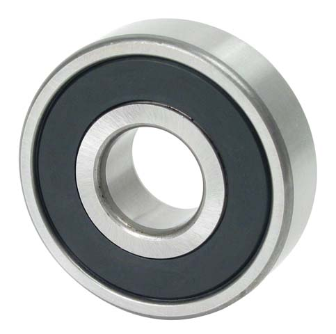 Ball bearing - Stainless steel - With neoprene shields -