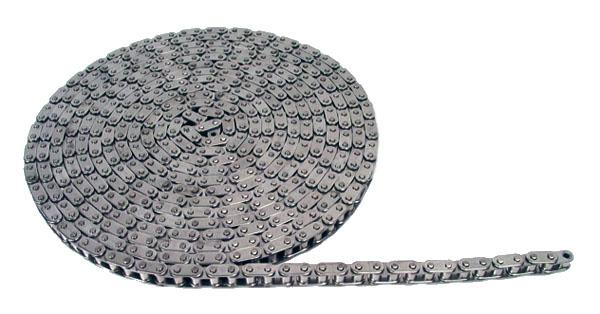 Chaîne au mètre - Inox - 9,52 à 19,05mm (DIN 8187) -