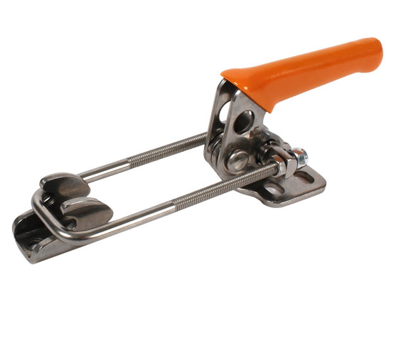 Clamp - Horizontal Latch clamp - stainless steel -  -