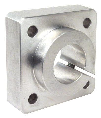 Shaft end support - Surface mounting -  -
