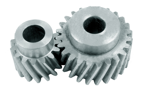 Parallel axis helical gear - Steel 20NCD2 - 0.4 -