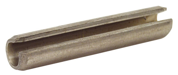 Goupille - élastique fendue ISO 8752 - Inox 304 -