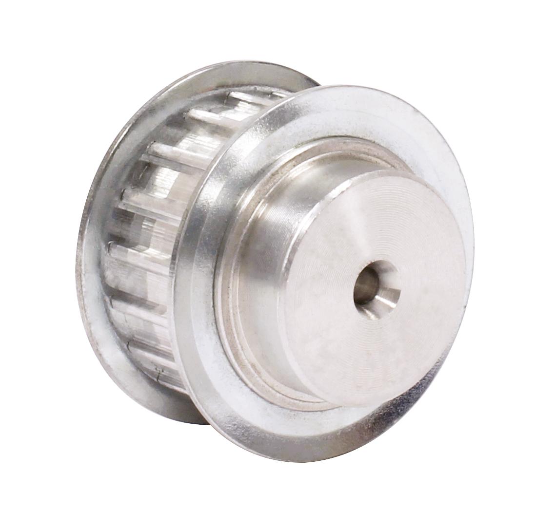 Puleggia dentata - Serie economica - T5 alluminio - 10mm -