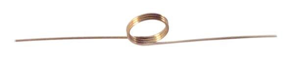 Torsion spring - Stainless steel - right -