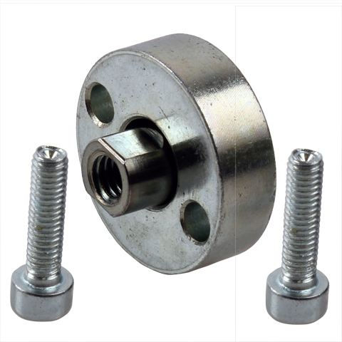 Actuator guide kit - Coupling for threaded cylinder end -  -