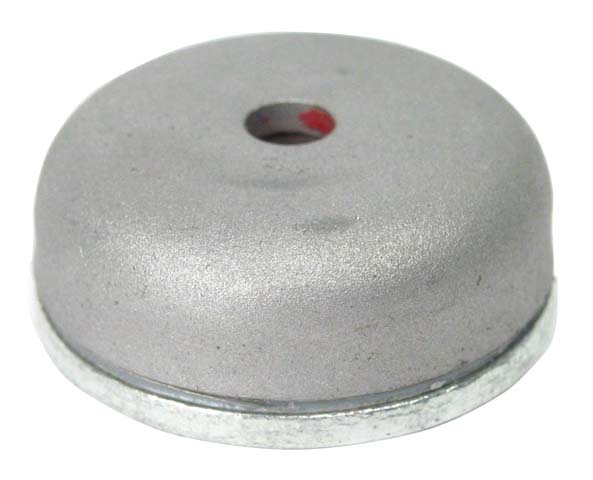 Magnetic stud - With central hole - Ferrite -