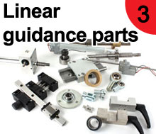 Linear guidance parts